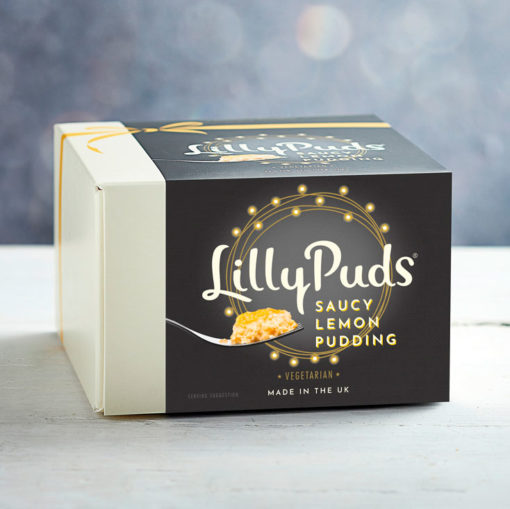 LillyPuds Saucy Lemon Pudding