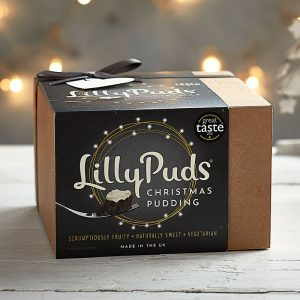 LillyPuds Traditional Christmas Pudding
