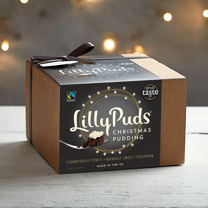 Fair Trade Traditional Christmas Pudding 454g