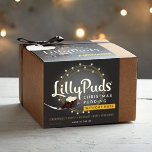 nut free christmas puddings