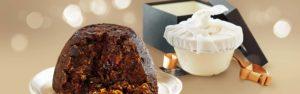gluten free christmas puddings